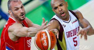 Río 2016   Selección nacional de baloncesto cayó ante Serbia en su debut