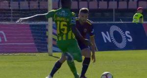 +VIDEO | ¡Directo al ángulo! Así fue el golazo de Jhon Murillo en la Primeira Liga de Portugal