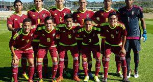 La Vinotinto Sub-20 derrotó a Costa Rica