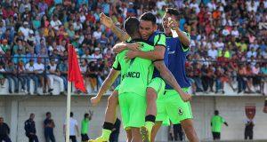 Zamora pica adelante ante Portuguesa