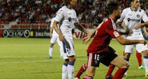 Rolf Feltscher debutó en el fútbol español