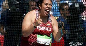 Rio 2016 | Rosa Rodríguez se ubicó décima en la final del lanzamiento de martillo