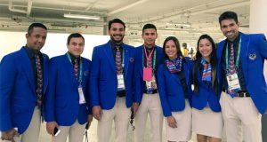 +FOTOS   ¡HERMOSOS! Así vestirá Skyros a la delegación olímpica venezolana en la inauguración de Río 2016