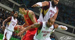Rio 2016 | La Vinotinto del baloncesto alcanzó su primer triunfo Olímpico en Río