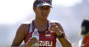 Rio 2016 | Yolimar Pineda llegó a meta a pesar de que nadie le dio agua