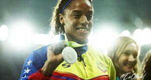 Rio 2016 | Yulimar Rojas: «Tengo una medalla de plata, pero también quiero una de oro»