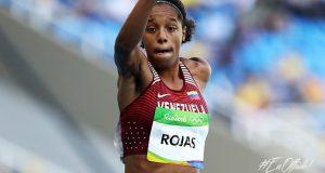 Rio 2016 | La cita a ciegas de la venezolana Yulimar Rojas