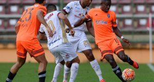 La Guaira elimina a Tolima y se las verá con equipo ecuatoriano en segunda fase
