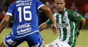 Atlético Nacional del 'Lobo' Guerra avanza a cuartos de la Sudamericana
