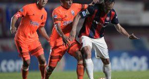 +VIDEO/FOTOS | Gol de Franklin Lucena trae con vida a La Guaira frente a San Lorenzo