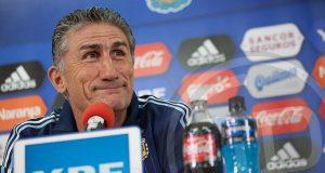 La AFA despide al seleccionador de Argentina, Edgardo Bauza
