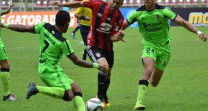 El Dvo. Lara y Zamora FC no se sacaron ventaja en Cabudare