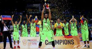 ¡HISTÓRICO! Guaros de Lara se proclamó campeón de la Copa Intercontinental