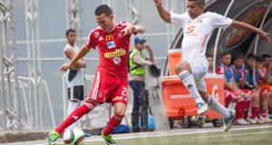 Caracas y Lara no pasaron del empate