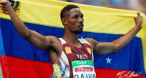 Río 2016 | ¡Bravo! Luis Paiva logra medalla de Plata en 400 metros planos en los Juegos Paralímpicos