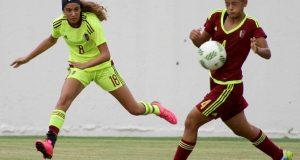 Conoce los resultados de los tres amistosos entre la Vinotinto femenina Sub-17 y la Sub-20