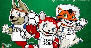 ¿Cuál será la mascota de Rusia 2018?