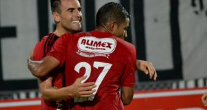 El Deportivo Lara se mide este lunes al Atlético Venezuela