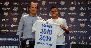 +VIDEO | Roberto Rosales amplía contrato con el Málaga