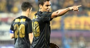 +VIDEO | Ronald Vargas anota en triunfo del AEK