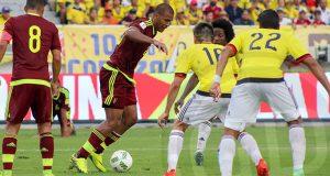 +CALENDARIO | La Vinotinto debutará contra Colombia en la Eliminatoria