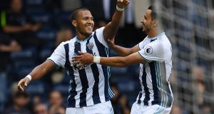 +VIDEO/FOTOS | Salomón Rondón anota en goleada del West Brom