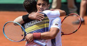 +FOTOS | Venezuela superó a Perú en dobles y sigue con vida en Copa Davis