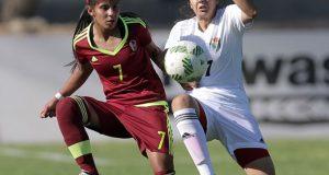 +FOTOS | La Vinotinto femenina Sub-17 venció a la anfitriona del Mundial