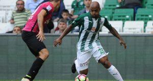 +VIDEO/FOTOS | Bursaspor de Yonathan Del Valle se ubica segundo en la Süper Lig de Turquía