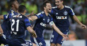 +VIDEO/FOTOS | 'Maestrico' González se despide de la Copa Sudamericana con un golazo