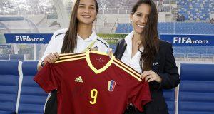 El talento de Deyna Castellanos llega al Museo FIFA