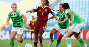 Deyna se consolida como la máxima goleadora en la historia de los Mundiales Sub-17