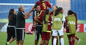 +VIDEO   La Vinotinto femenina Sub-17 logra un heroico triunfo ante Camerún