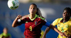 Deyna Castellanos iguala récord histórico de goles en Mundiales FIFA S-17 Femenino