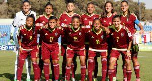 FOTOS | Mira las mejores fotografías de la épica victoria de la Vinotinto femenina Sub-17