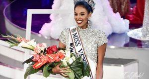 Keysi Sayago se corona Miss Venezuela 2016