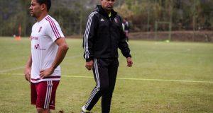 """Dudamel dice respetar a Brasil por su """"buen momento"""" y """"contundencia"""" de gol"""