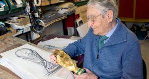 El fútbol está de luto: Falleció Silvio Gazzaniga, el creador del trofeo más deseado del Mundo