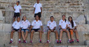 Así vestirá la Sub-17 femenina frente a México