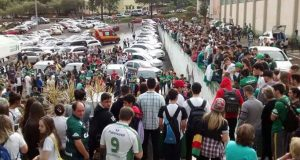Tres días de luto en Brasil por tragedia del Chapecoense