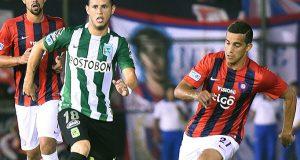 Atlético Nacional rescata importante empate en Paraguay