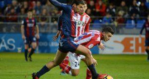 Huesca de Alexander González cae ante el Girona