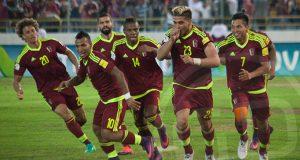 Venezuela continúa en el puesto 69 del Ranking FIFA