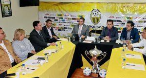 Constituida la Junta Directiva del Deportivo Táchira
