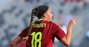 Mariana y un gol para siempre
