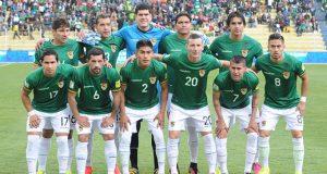 Jugadores de Bolivia se enfocan en Venezuela y evitan hablar de puntos perdidos