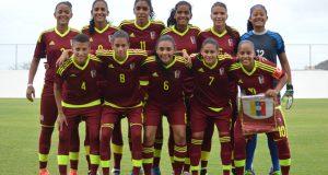 La Vinotinto femenina Sub-20 se estrena en la contienda mundialista
