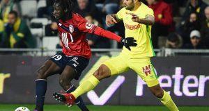 Nantes de Vizcarrondo y Aristeguieta empata con el Lille
