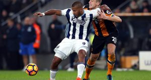 West Brom de Salomón Rondón empata con el Hull City
