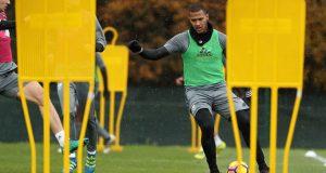 +FOTOS | Salomón Rondón regresa a los entrenamientos del West Brom